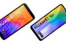 Huawei Y6P ve Y5P resmi olarak duyuruldu