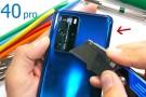 Huawei P40 Pro Dayanıklılık Testi