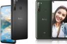HTC Desire 20 Pro ve U20 5G resmi olarak duyuruldu