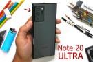 Samsung Galaxy Note 20 Ultra Dayanıklılık Testi