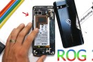 Asus ROG Phone 3 Parçalarına Ayrıldı
