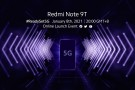 Redmi Note 9T Tanıtım Etkinliğini Canlı İzleyin