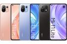 Xiaomi Mi 11 Lite ve Lite 5G resmi olarak duyuruldu