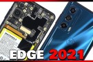 Motorola Edge 2021 Parçalarına Ayrıldı