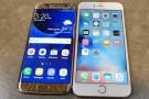 Galaxy S7 Edge mi, iPhone 6S Plus mu daha sağlam?