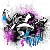 graffiti duvar kağıtları
