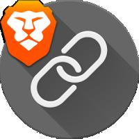 Brave Browser - Link Bubble