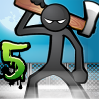Anger of Stick 5 ( stickman )