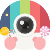 Candy Camera - Selfie Selfies
