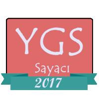 2017 YGS Sayacı