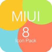 MIUI 8 - Icon Pack