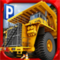 Quarry Driver Parking Simulator