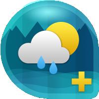 Weather&Clock Widget (Hava durumu ve saat widget)
