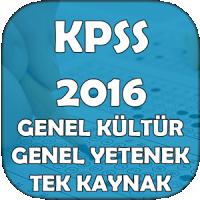 KPSS 2016
