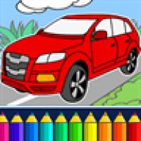 Boyama kitabı: Cars boyama sayfaları
