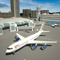 Flight Simulator Uçak 3D