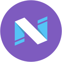 IN Launcher - Nougat 7.1 style
