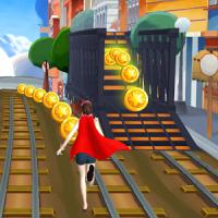 Subway Run Princess