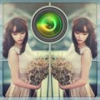 Mirror Photo Grid