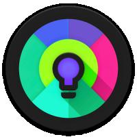 Black Light Icon Pack