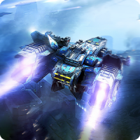 Planet Commander: Spaceship Battles