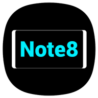 Note 8 Launcher