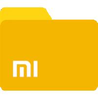 Xiaomi Dosya Yöneticisi