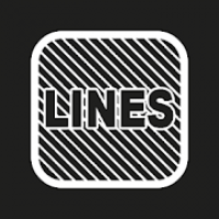 iOS Lines White - Icon Pack