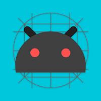 Flat Dark Evo - Icon Pack
