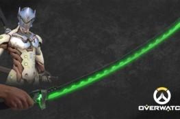 Overwatch Genji Katanası'nın gerçeğini yaptılar