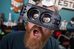 DOOM 3'ü sanal gerçeklik ile oynadılar