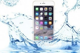 iPhone 7'nin suya dayanıklılık videosu