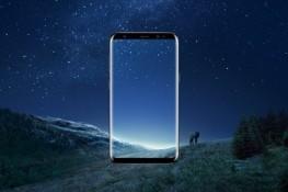Samsung Galaxy S8, klonuyla beraber hız testinde