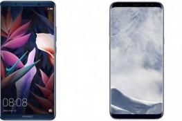 Mate 10 Lite ile Galaxy S8 hız testinde karşı karşıya