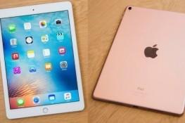 iPad Pro 9.7'yi tart tahtasına çevirdiler