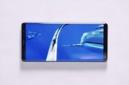 Galaxy Note8'in kutu açılış videosu yayınlandı
