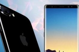 iPhone 8 Plus ve Galaxy Note 8 hız testinde karşı karşıya