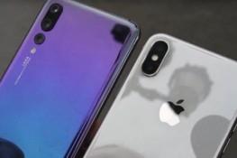 Huawei P20 Pro ile iPhone XS hız testinde karşı karşıya geldi