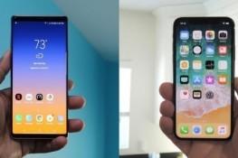 iPhone XS Max ile Galaxy Note9 hız testi, kamera testi ve ses kaliteleri