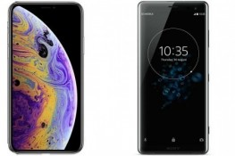 iPhone XS ile Xperia XZ3 performans testinde