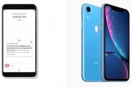 iPhone XR ile Pixel 3 modelleri dayanıklılık testinde