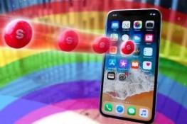 iPhone X'in ekranını çikolata parçacıkları ile kırmaya çalıştılar