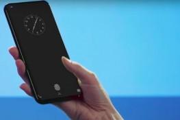 Ekran üstü parmak izi okuyucu çizilirse ne olur?