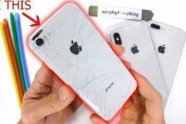 Yeni iPhone'ların cam kasası nasıl değiştirilir?
