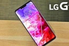LG G7 ThinQ'in kutu açılış videosu yayınlandı