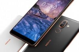 Nokia 7 Plus, Android P ile bakın nasıl görünüyor