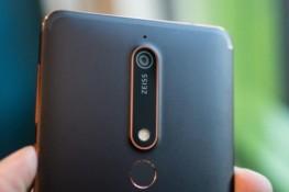 Nokia 6 (2018) kutu açılış videosu