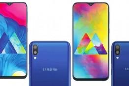 Samsung Galaxy M20 ve Galaxy M10 Kozlarını Paylaşıyor