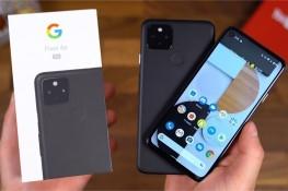 Google Pixel 4a 5G Kutu Açılışı ve İlk Bakış