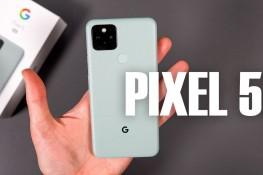 Google Pixel 5 Kutu Açılışı ve İlk Bakış
